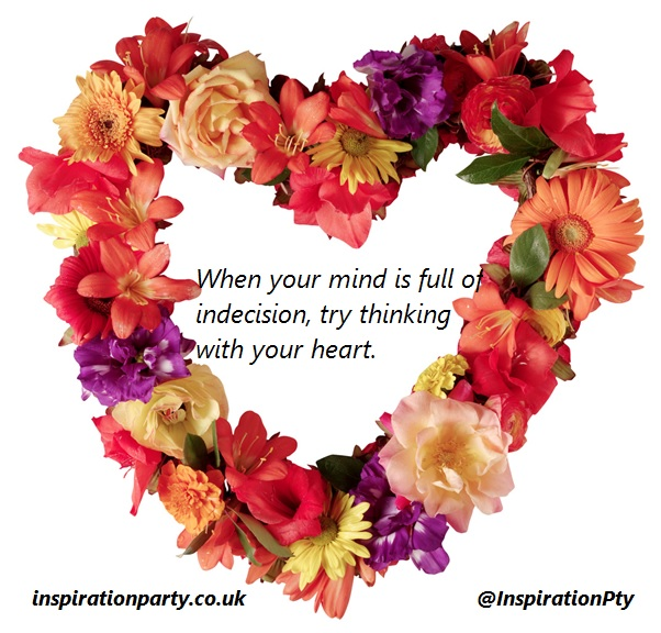 indecision - heart